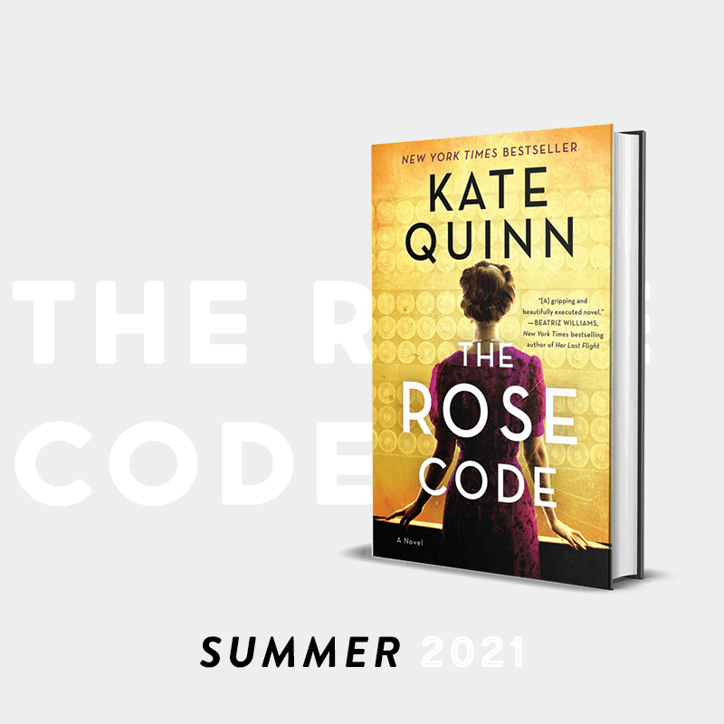Summer 2021 Pick: The Rose Code