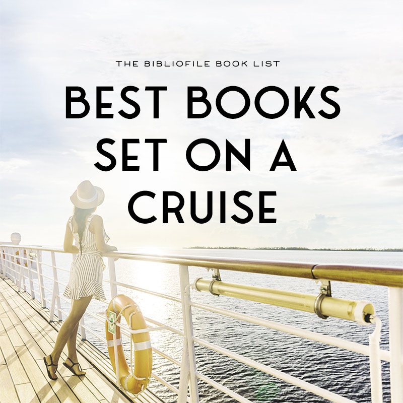 25 Best Books Set on a Cruise Ship