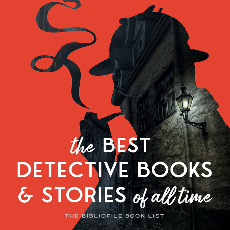 50 Best Detective Books of All Time
