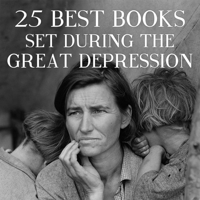 25 Best Novels Set During the Great Depression