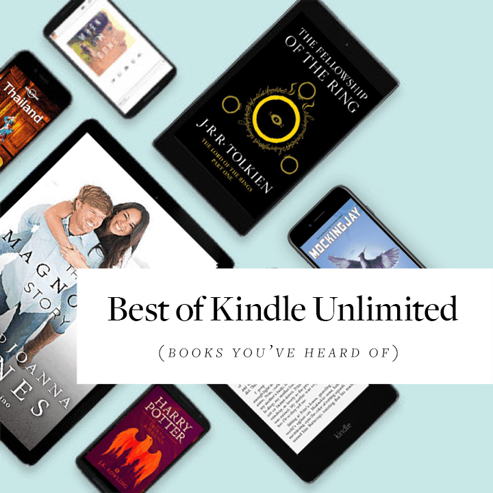 Best Kindle Unlimited Books (43 Books You've Heard of) 2018