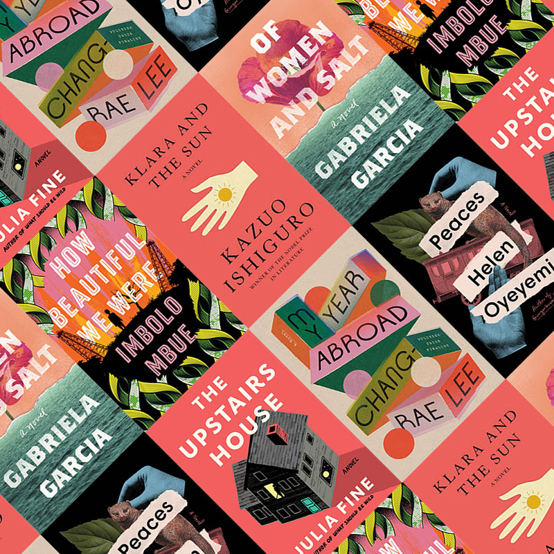 The Best Literary Fiction of 2021 (Anticipated)