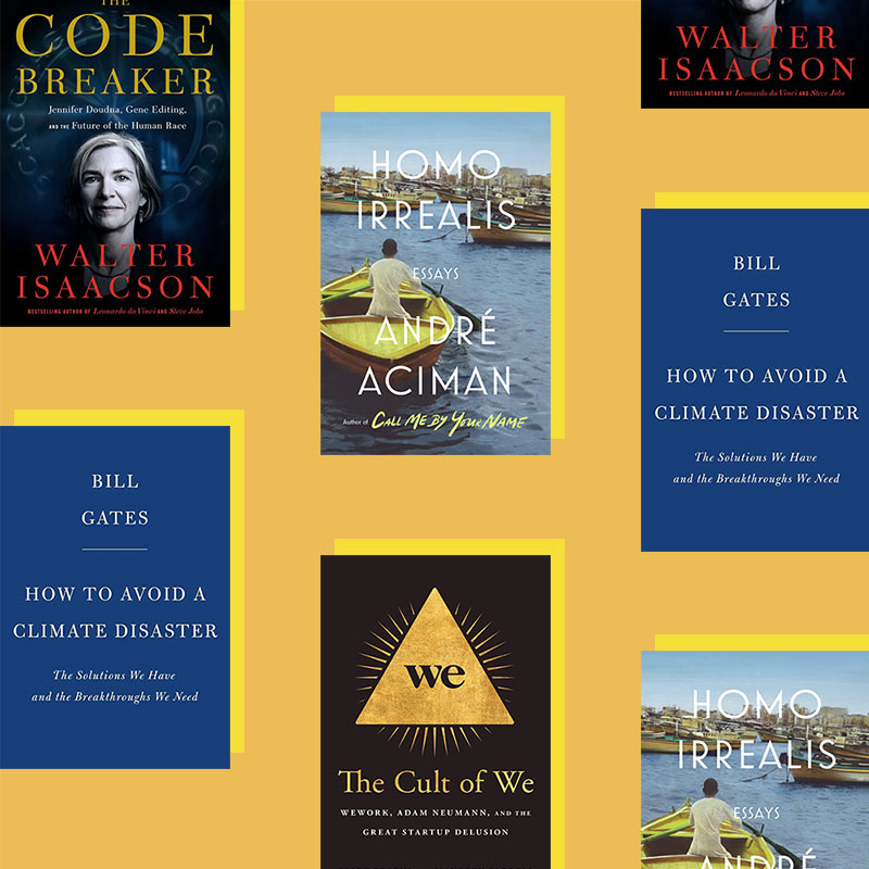 The Best Nonfiction Books of 2021 (Anticipated)