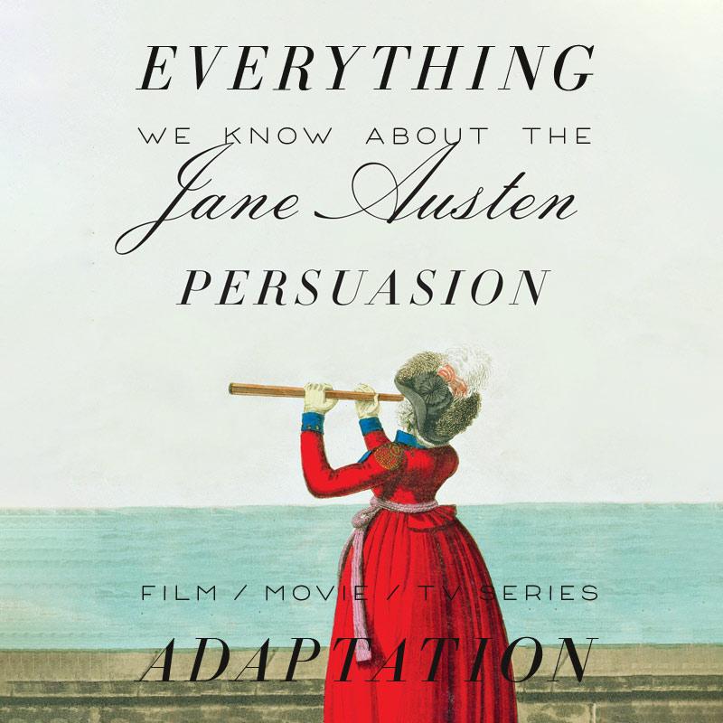 Persuasion Netflix Movie: What We Know
