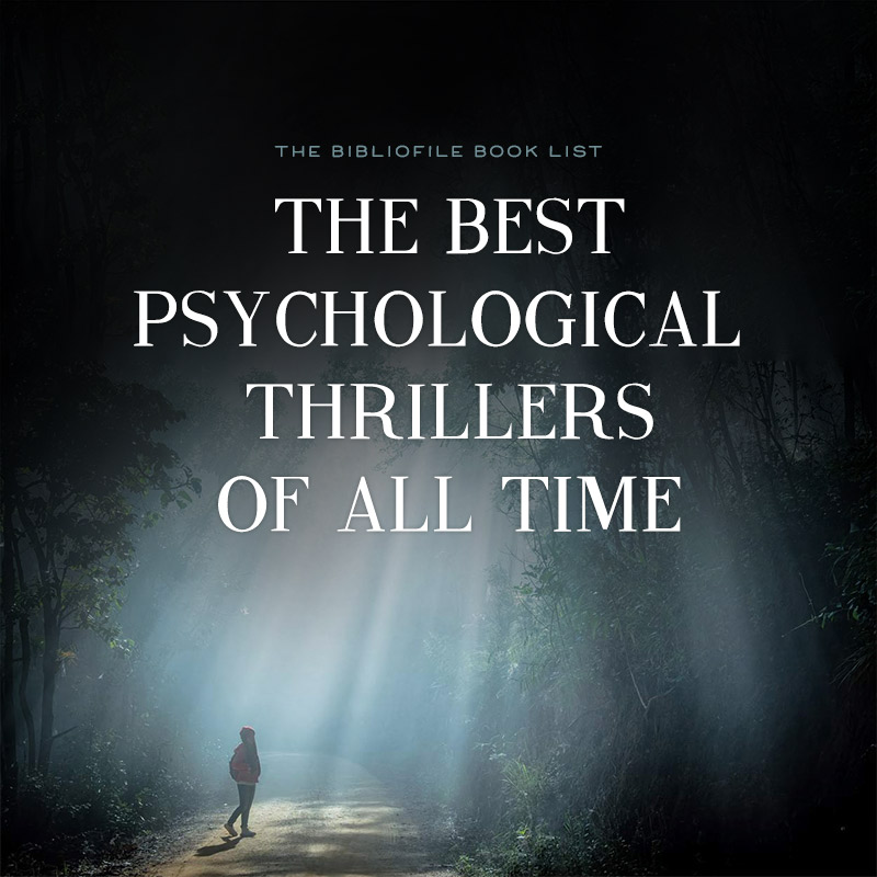 50 Best Psychological Thrillers of All Time (By Year)