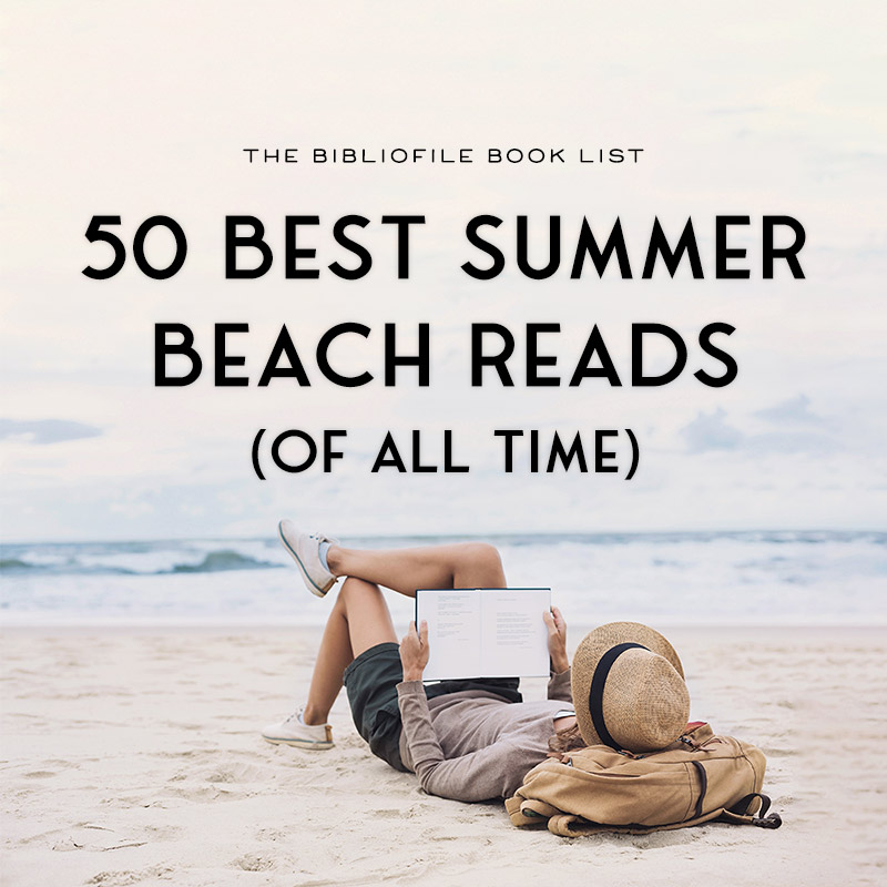 50 Best Summer Beach Reads of All Time (By Year)
