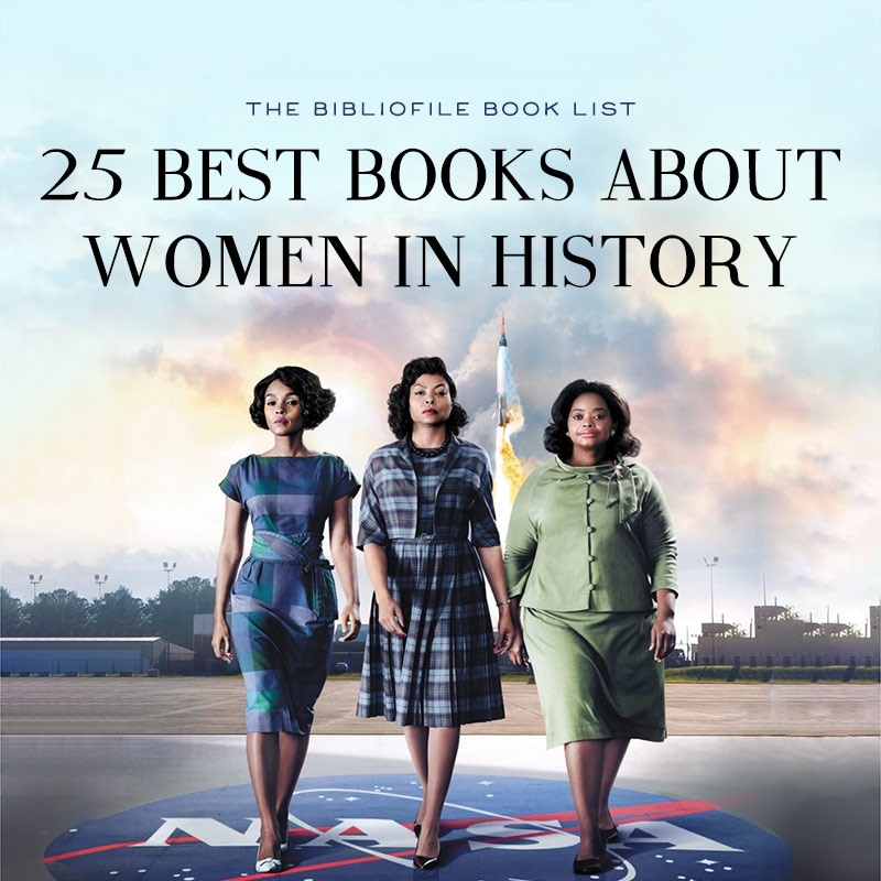 25 Best Books about Women in History (Non-Fiction)