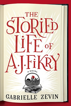 The Storied Life of A.J. Fikrey