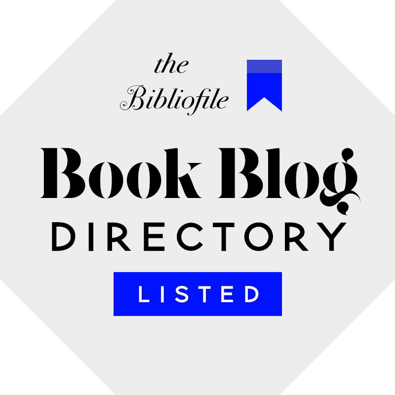 Listed at the Book Blog Directory