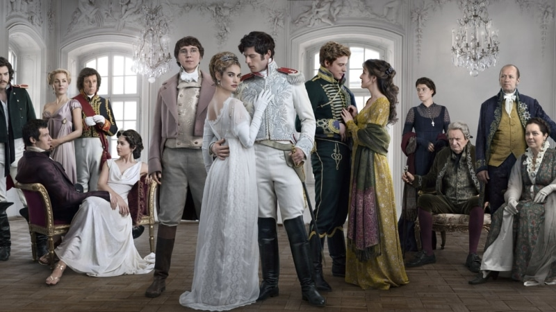 From Tom Harper's 2016 War & Peace BBC Series