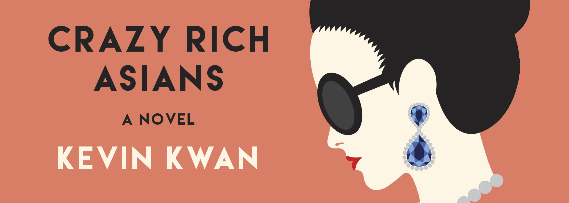 Crazy Rich Asians by Kevin Kwanq