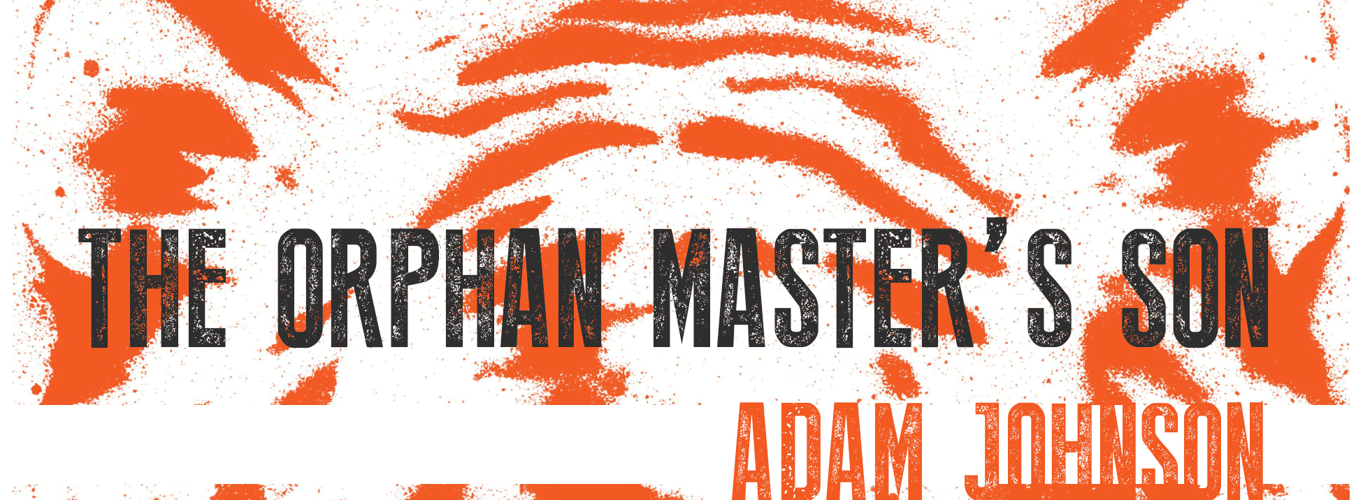 orphan master's son adam johnson