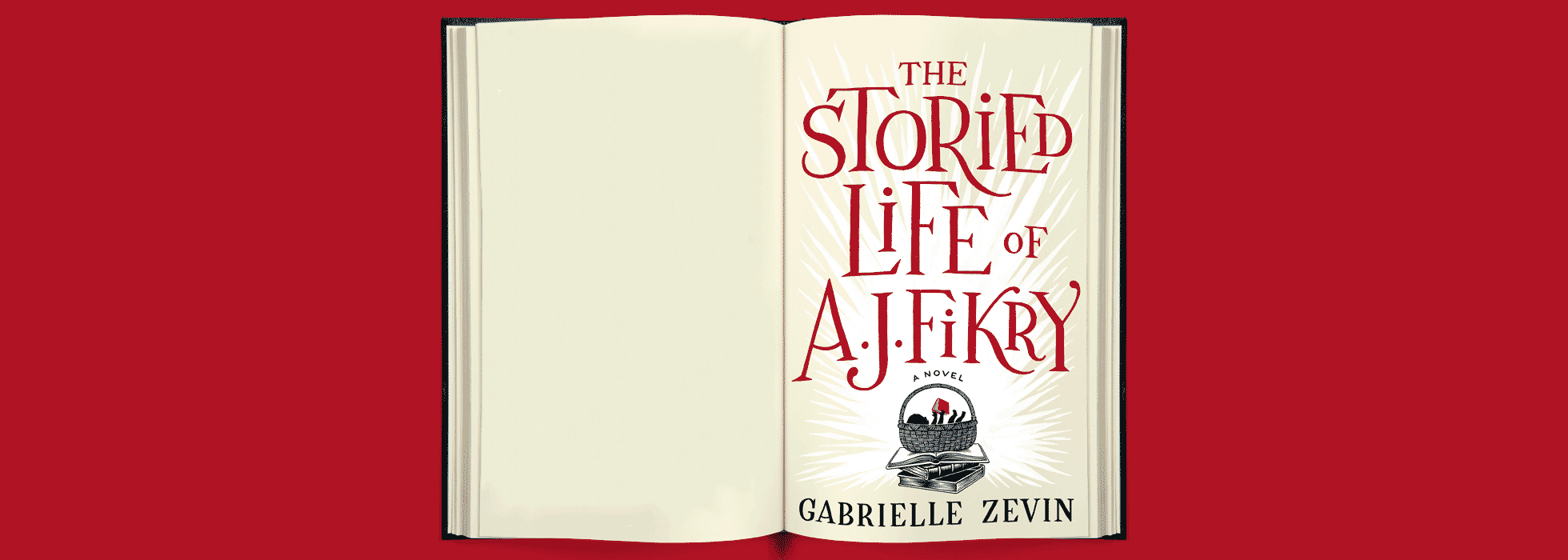 the storied life of a.j. fikry gabrielle zevin