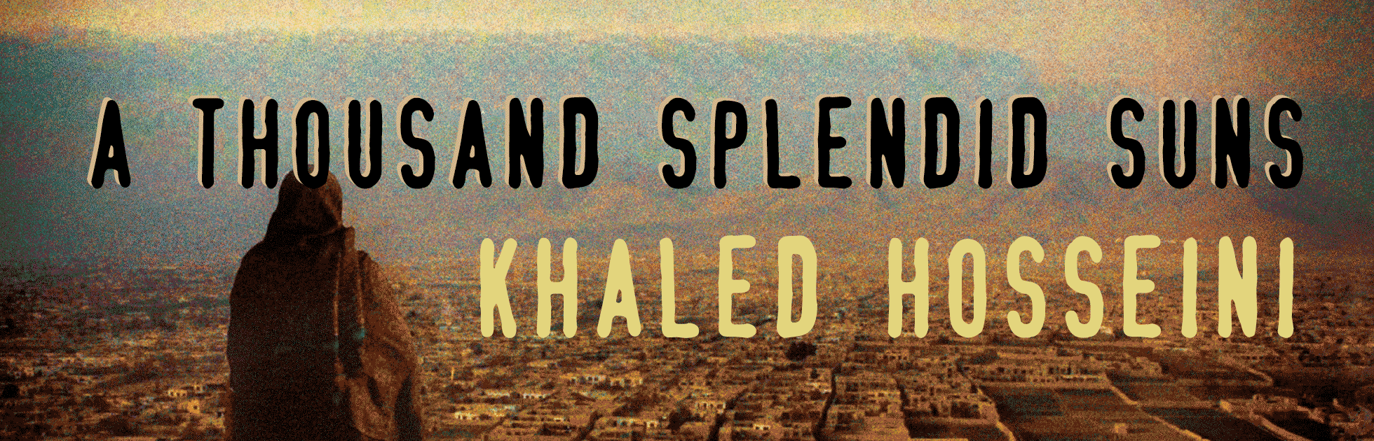 a review of khalid hosseinis a thousand splendid suns A thousand splendid suns review: a soul-stirring novel by khaled hosseini that takes into account the thirty year painful afghan history with a blend of paradise that love brings in our lives.