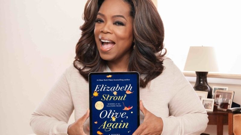 Olive, Again as Oprah's Book Club Pick