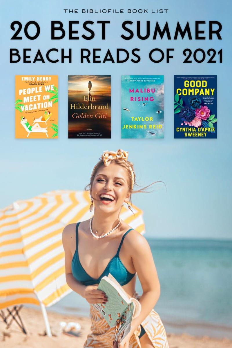 2021 best summer beach read books