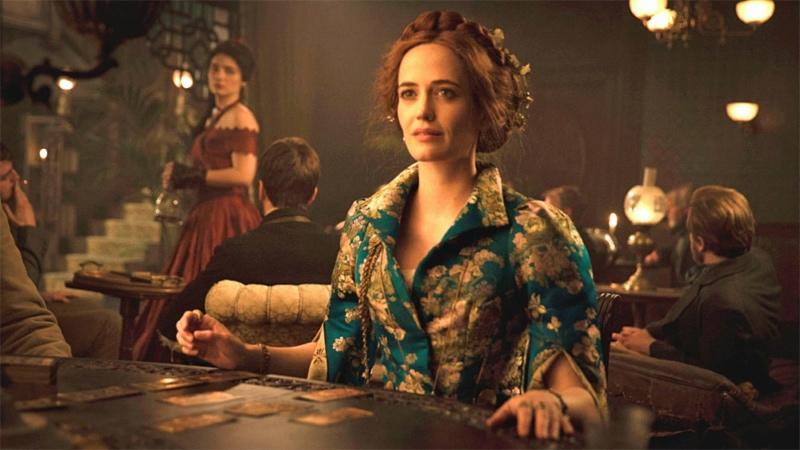 Eva Green in the BBC's Adaptation of Eleanor Catton's The Luminaries (2020)