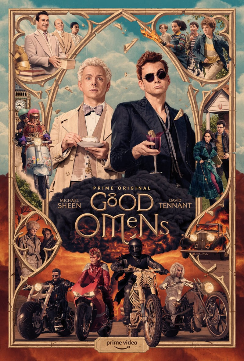 Good Omens Adaptation Film
