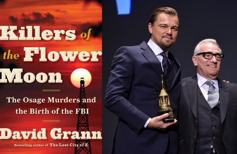 killers of the flower moon movie adaptation