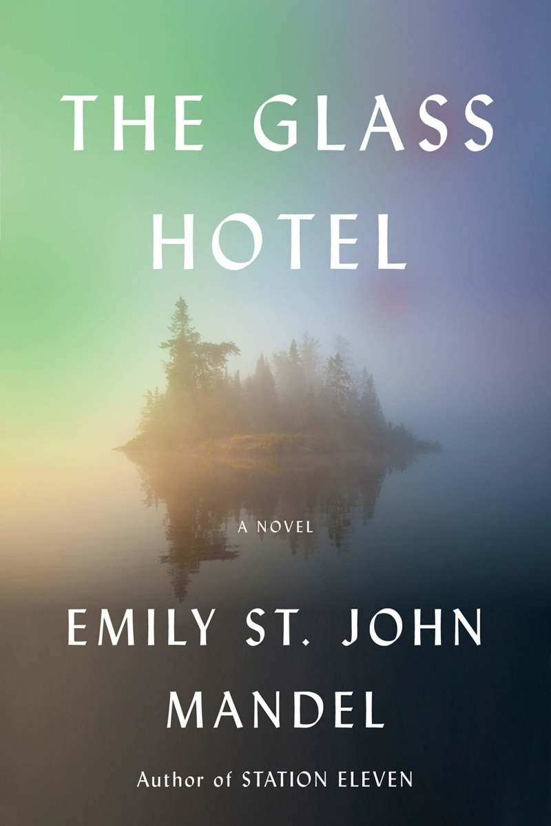 the glass hotel by emily st john mandel cover