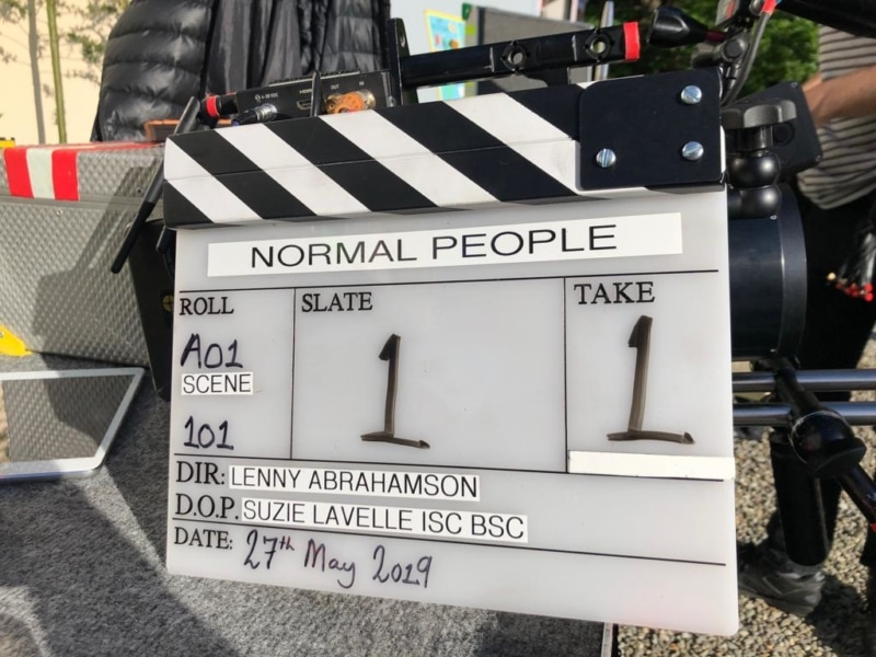 normal people bbc series movie release date cast trailer