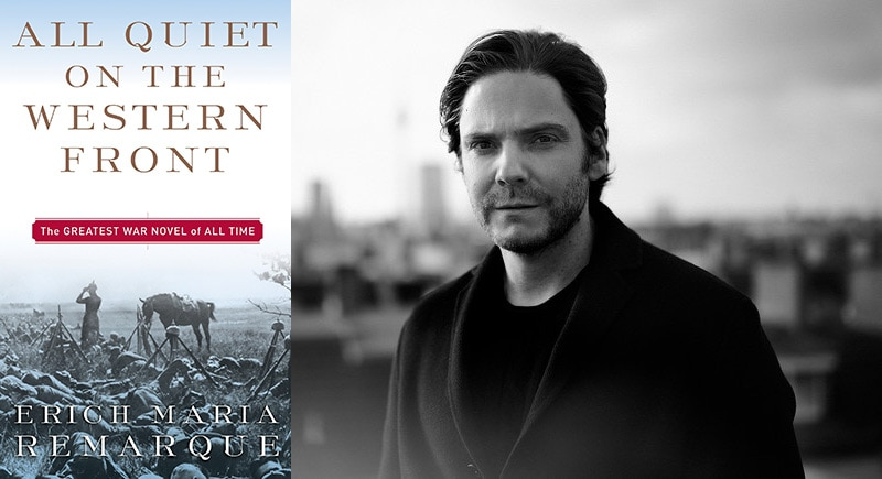 all quiet on the western front 2022 adaptation daniel bruhl