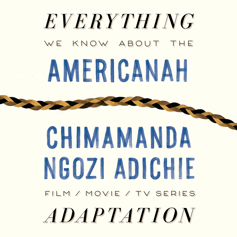 americanah americana hbo max movie series release date cast trailer