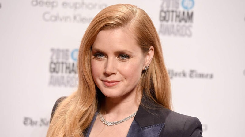 Actress and Producer Amy Adams