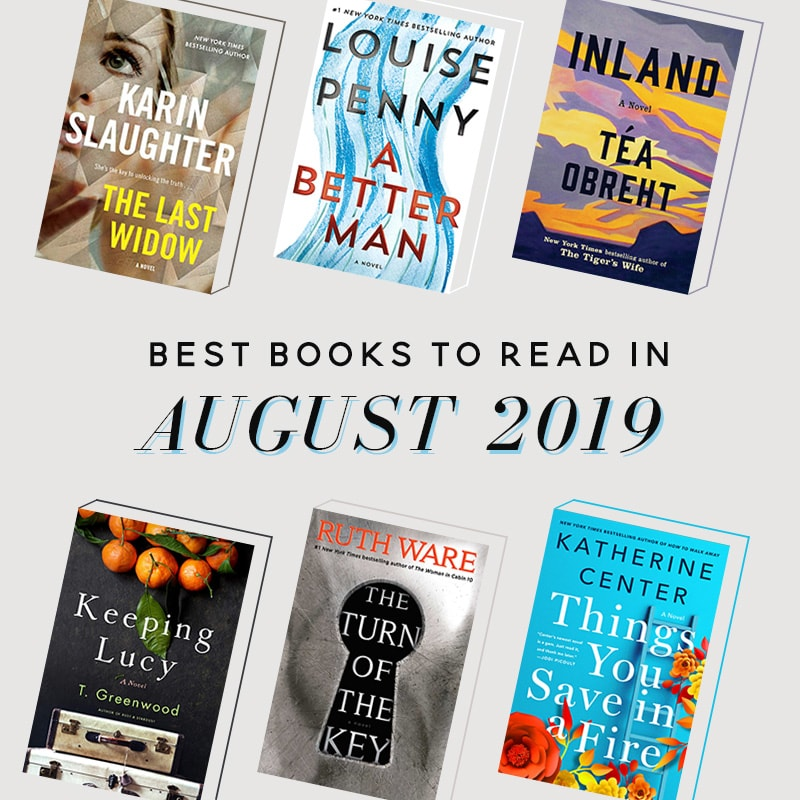 books read august 2019 anticipated upcoming
