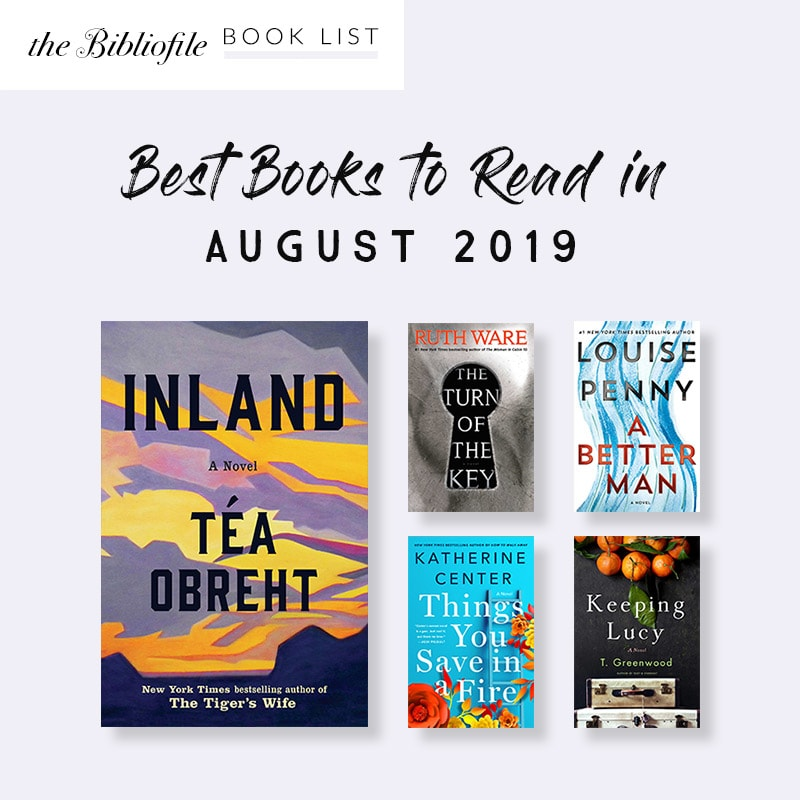 august 2019 summer best books new release reading
