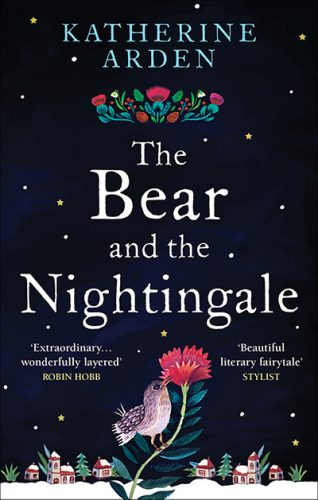 Bear Nightingale Winternight