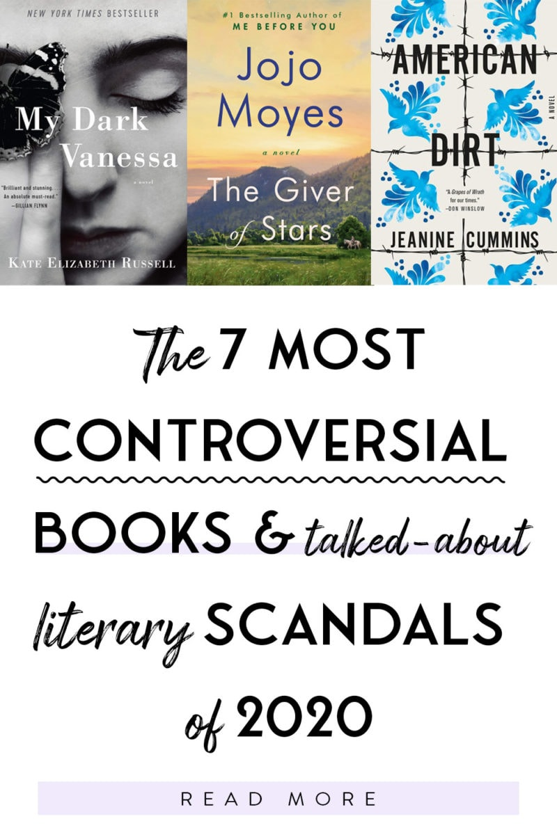 major book publishing controversies and literary scandals 2019 2020