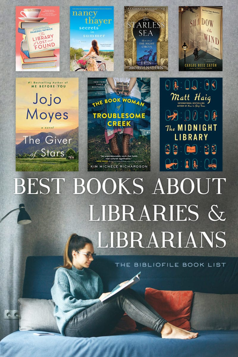 best books about libraries and librarians