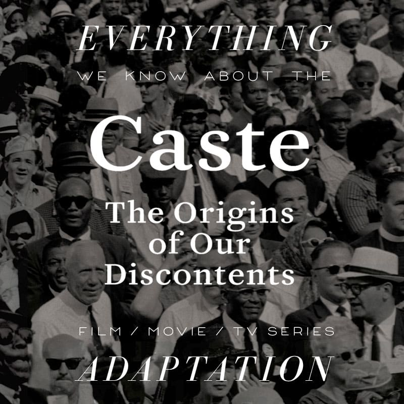 caste netflix Ava DuVernay movie trailer release date cast adaptation isabel wilkerson