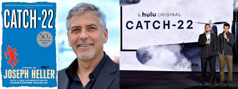 Catch 22 Hulu Limited TV Series Clooney