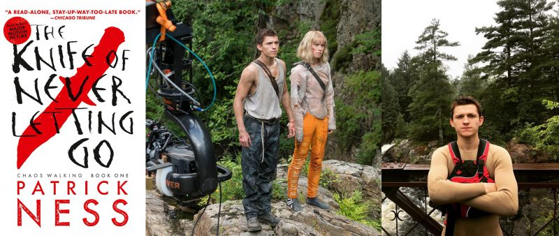 Chaos Walking Patrick Ness Adaptation Movie