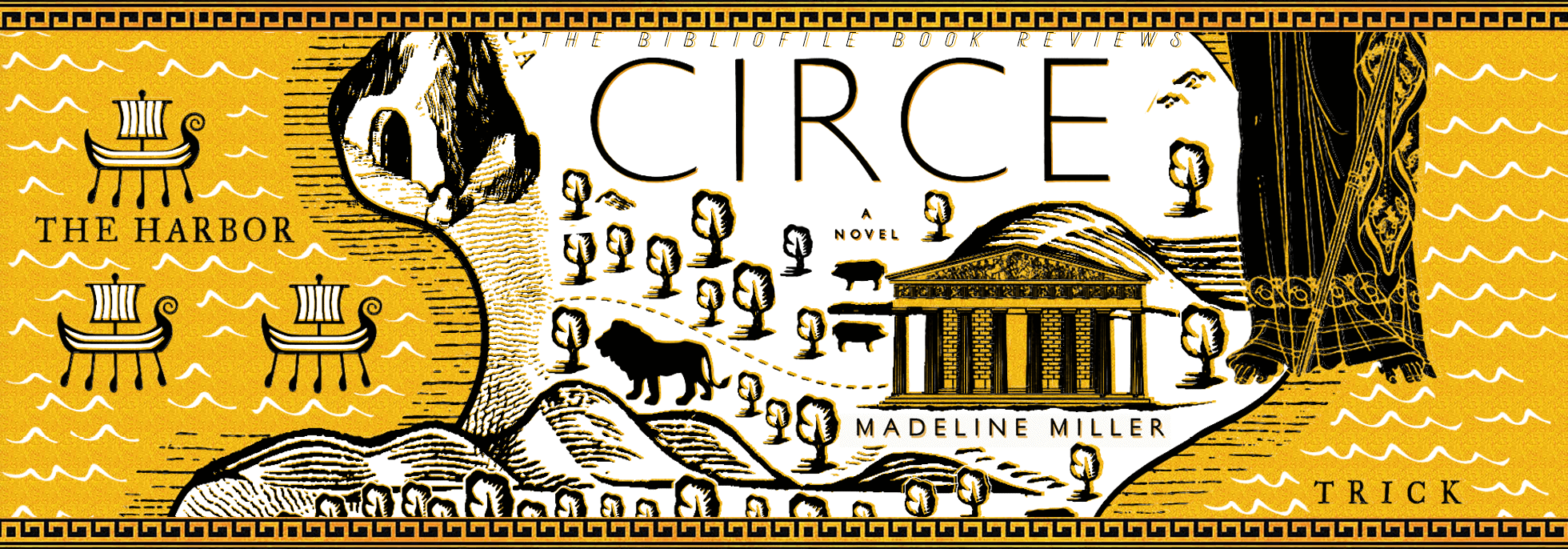 circe madeline miller book review book summary synopsis spoilers plot details