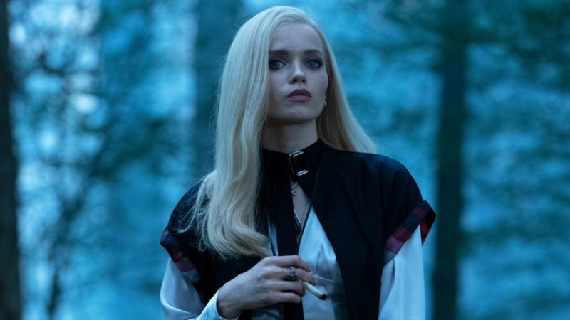 Christina Braithwhite as played by Abbey Lee in HBO's Lovecraft Country