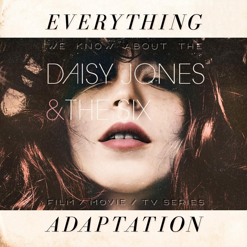 daisy jones six amazon series movie release date cast trailer