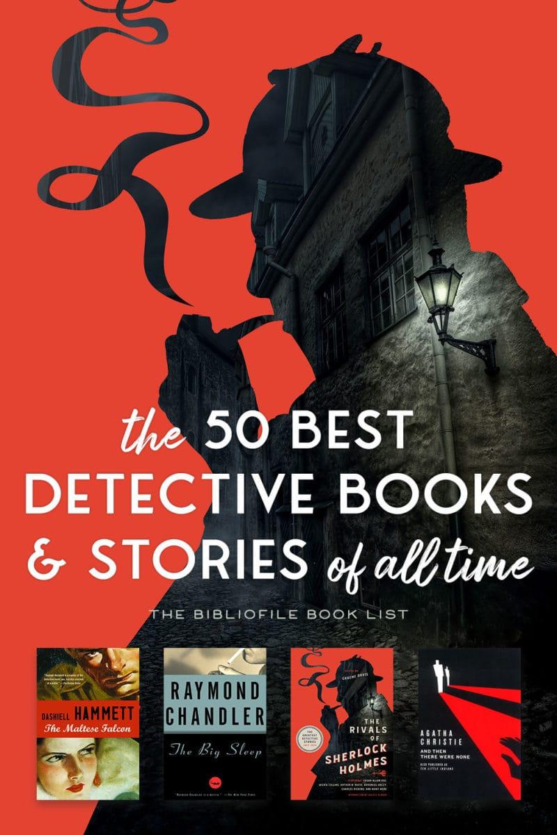 detective books novels stories noir mystery