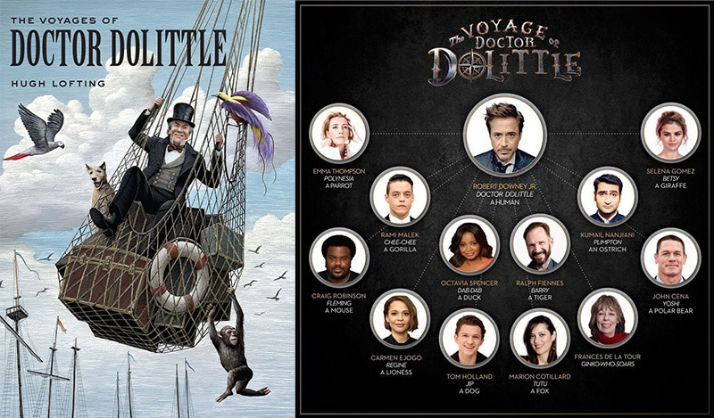 voyages of dr dolittle movie