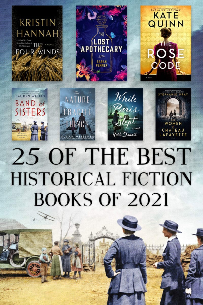 2021 historical fiction books and novels new releases anticipated