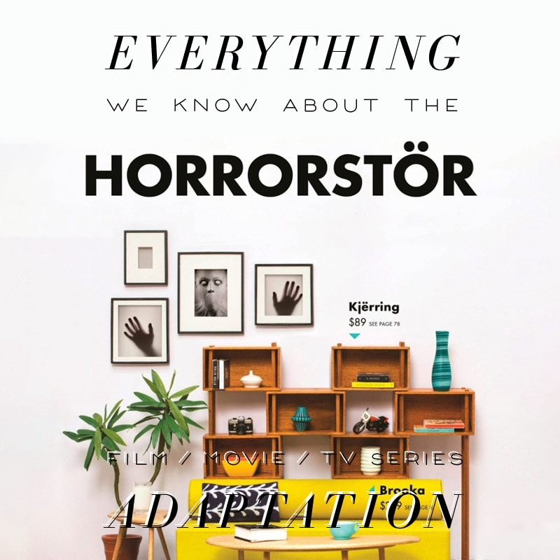 horrorstor movie trailer release date cast adaptation
