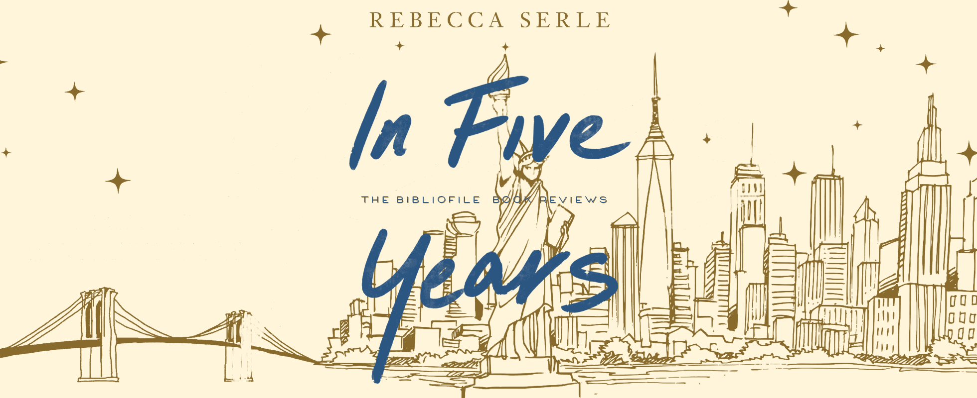 in five years rebecca serle book review plot summary synopsis spoilers ending