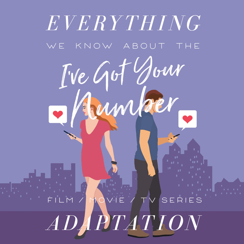 i've got your number movie  trailer release date cast adaptation sophie kinsella