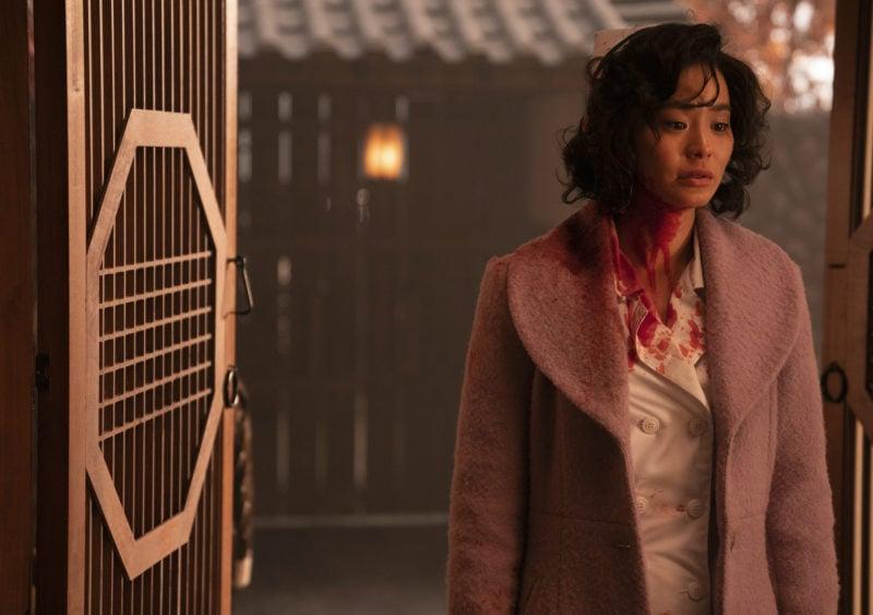 Nursing student Ji-Ah, as played by Jamie Chung
