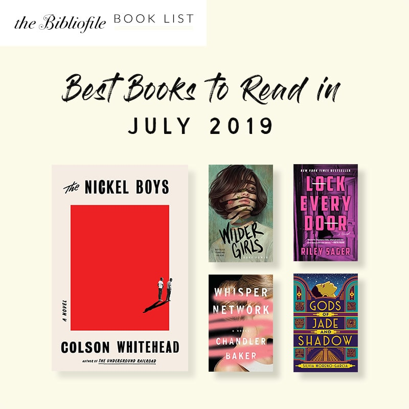 july 2019 summer best books new release reading