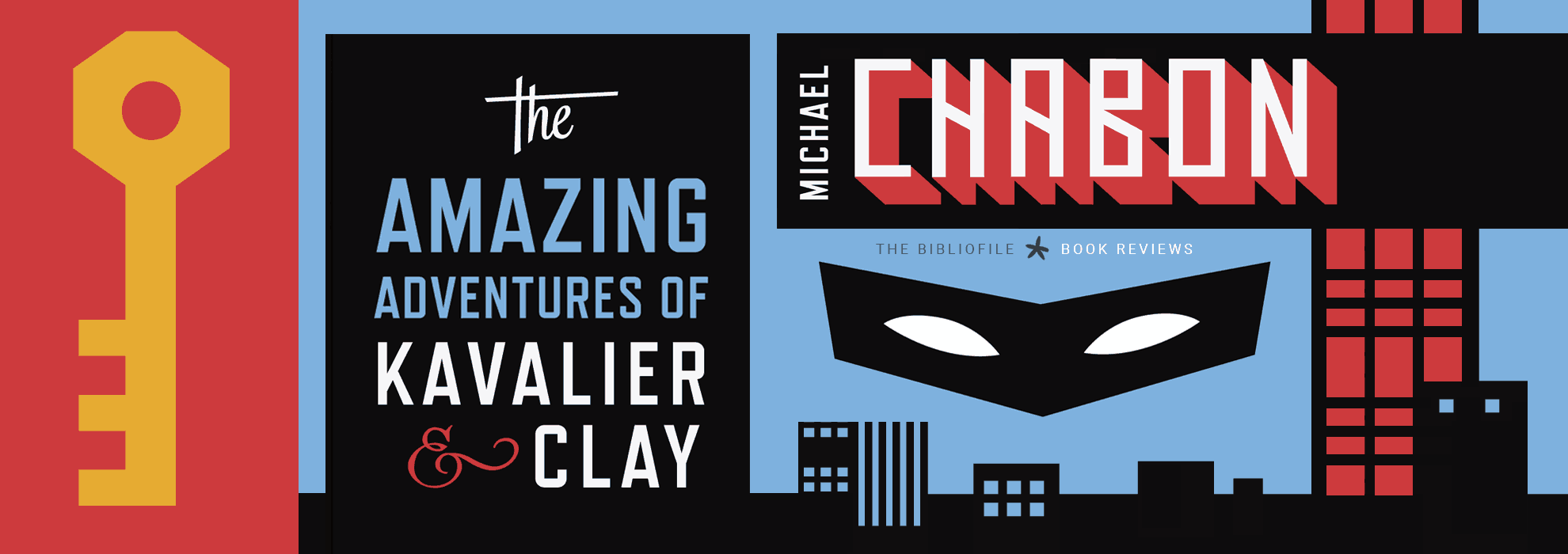 adventures of kavalier and clay by michael chabon