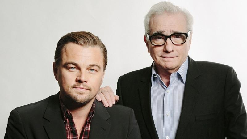 Leonardo DiCaprio Martin Scorsese Portraits, New York, USA