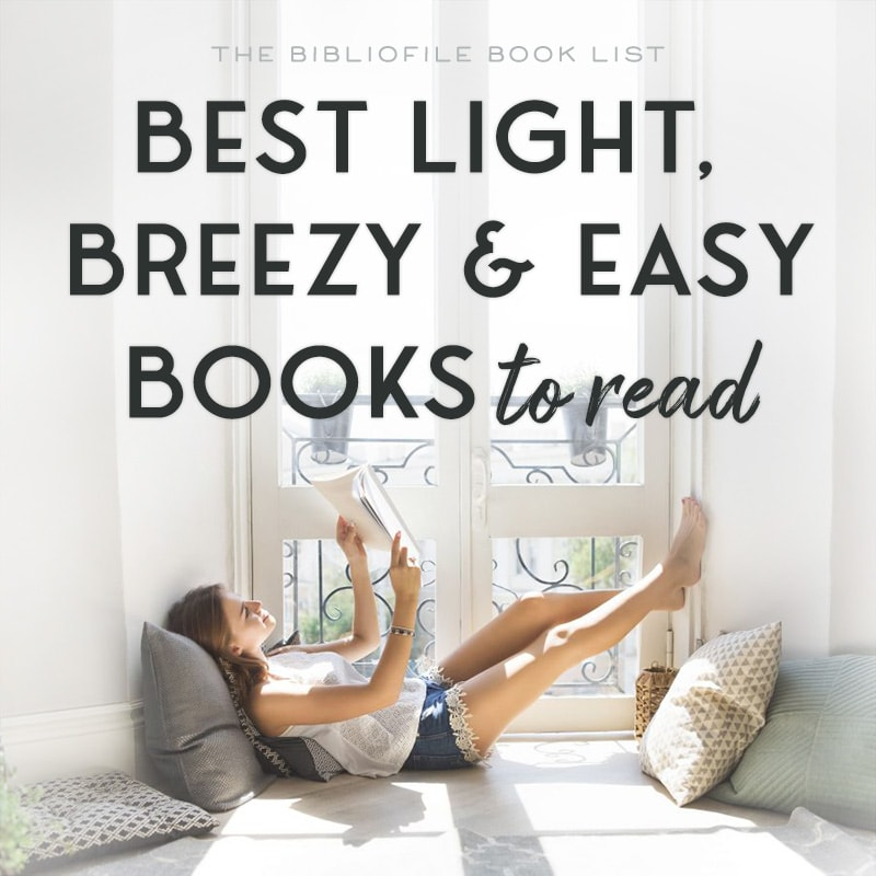 light reads best light breezy and easy books to read